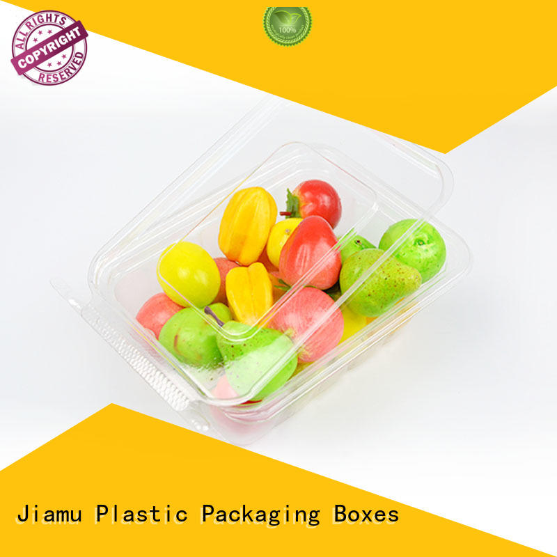 blister packaging suppliers plastic for cafeteria Jiamu