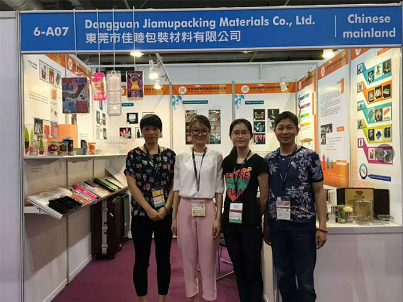 2016  Packaging fair in HK