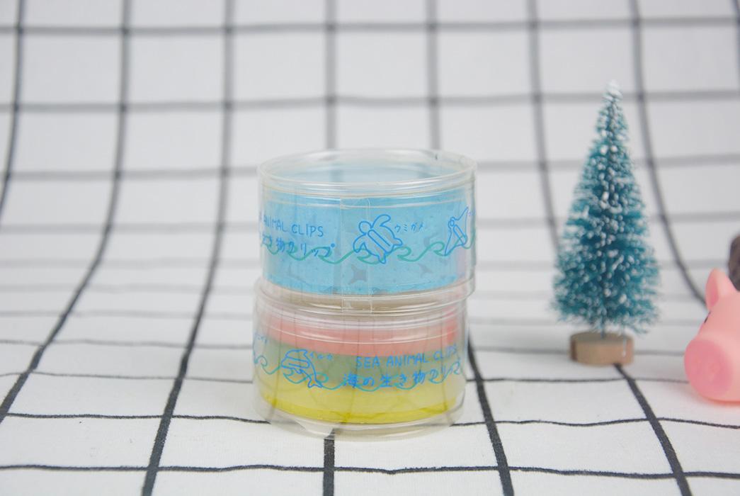 Jiamu-Best Small Curling Edge Plastic Tube Packaging For Clips   Jiamu