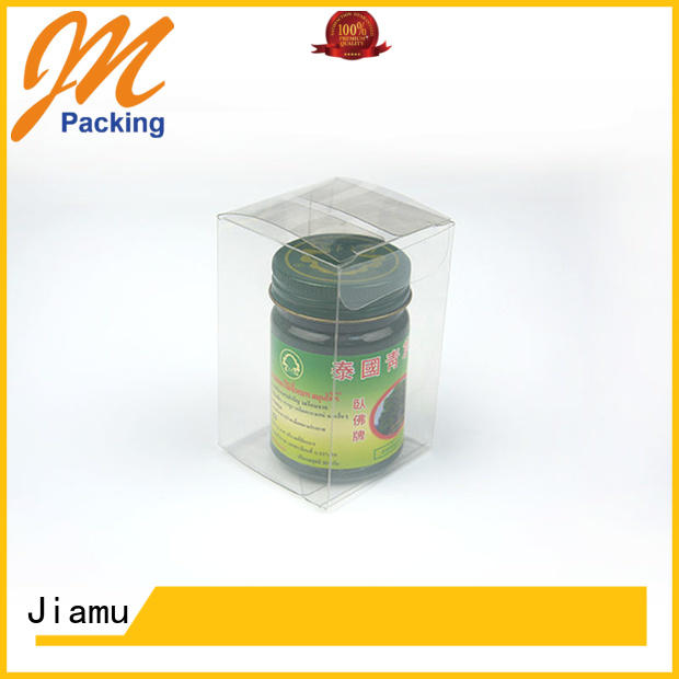 Jiamu excellent plastic package printing wholesale for stationary