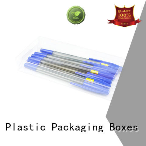 Jiamu plastic plastic box gift packaging directly price for fruit packaging