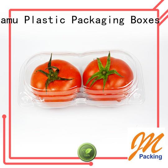 Jiamu Brand pack pet food blister tomato supplier