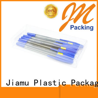Jiamu box plastic retail packaging boxes from China for cosmetic