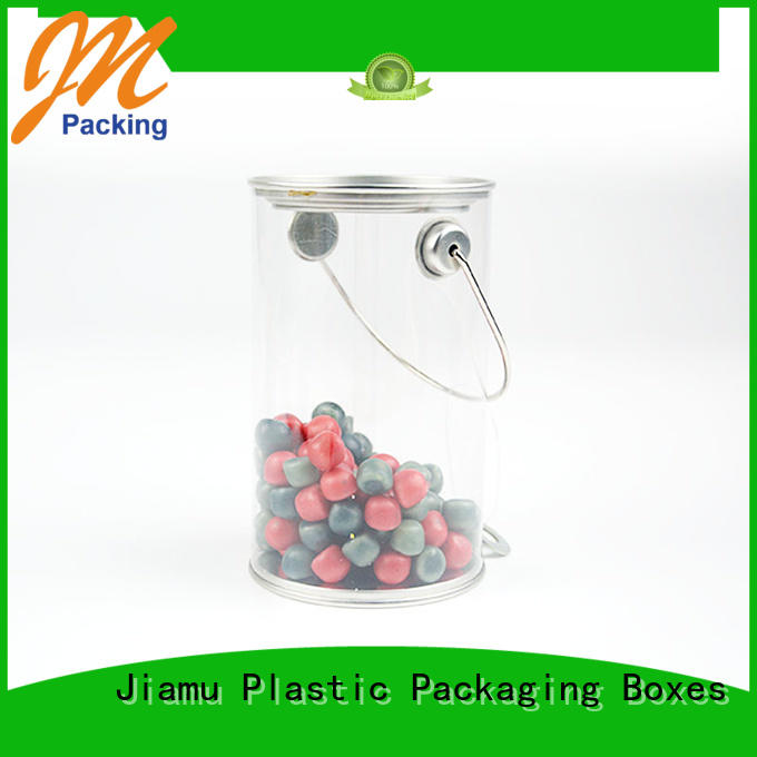 curling pack useful plastic tube packaging coffee Jiamu Brand