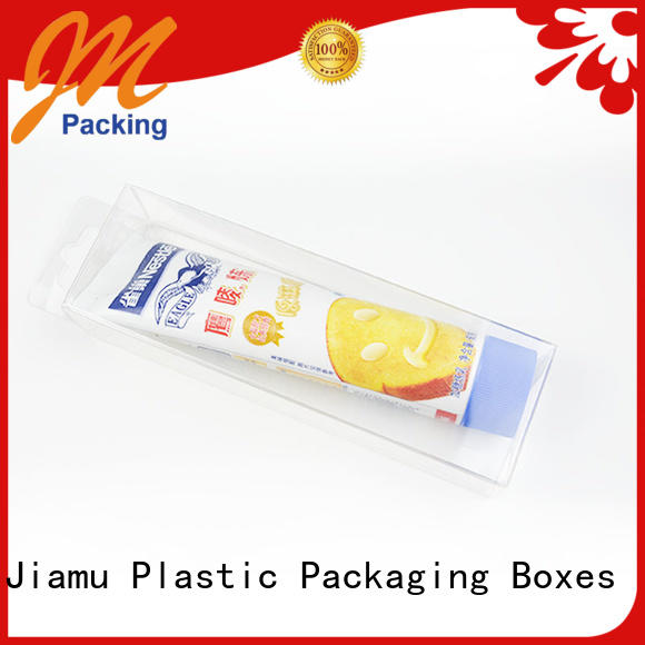 multifunction plastic box packaging stationary from China for electronic product