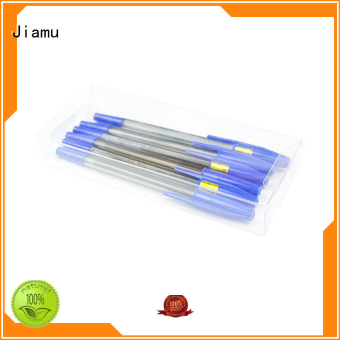 Jiamu logo plastic box gift packaging from China for hardware tools
