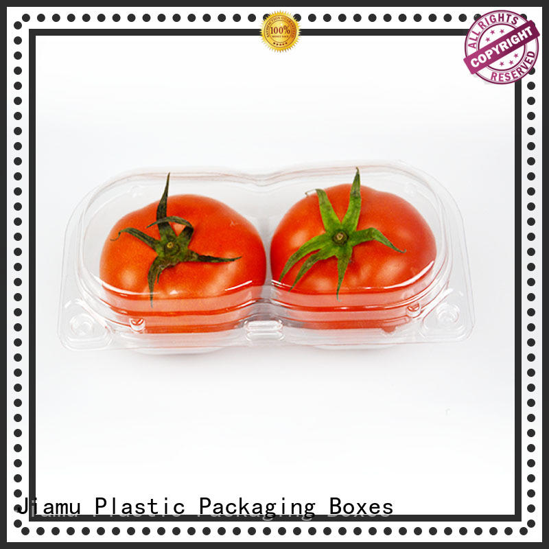 Jiamu hygienic capsule blister packaging on sale for catering