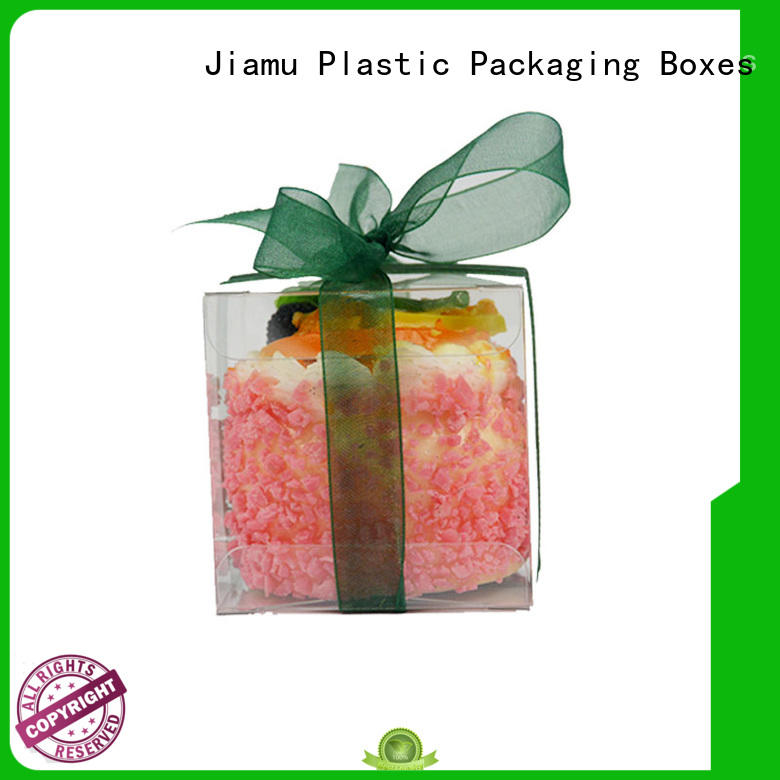 excellent printed plastic box pack wholesale for products displaying