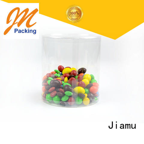 customized lids plastic tube packaging design Jiamu Brand