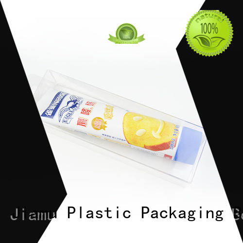 convenient plastic folding box shaped manufacturer for electronic product