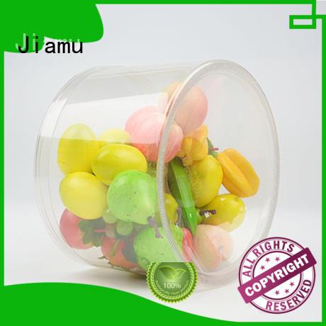 handle mental plastic tube packaging design Jiamu Brand