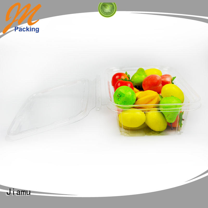 hygienic sandwich blister packaging factory price for restaurant Jiamu