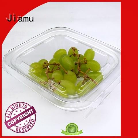 fruit plastic food blister resistant Jiamu company