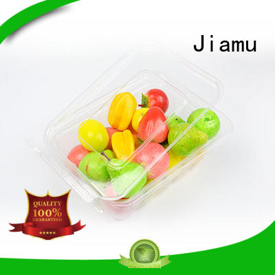 food safe pvc blister packaging factory price for catering Jiamu