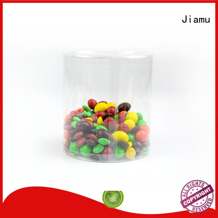 small plastic tube packaging pack Jiamu company