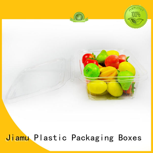 food safe blister packaging suppliers clamshell from China for catering