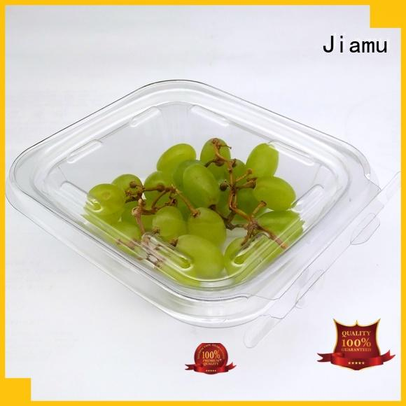 Jiamu hygienic clamshell blister packaging from China for home used