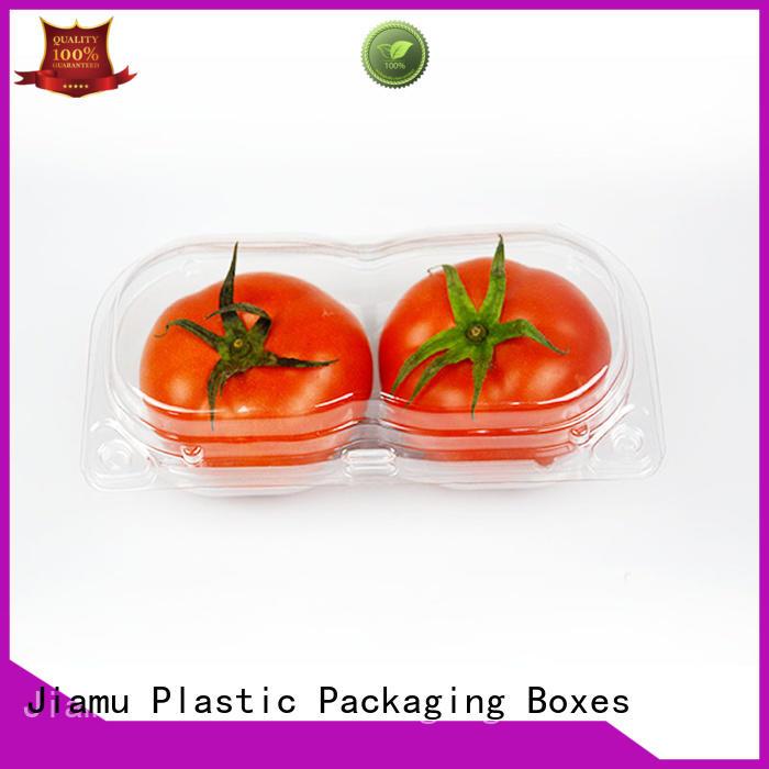 macarons resistant tamper Jiamu Brand food blister packaging