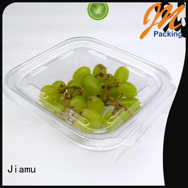 food blister plastic food blister packaging Jiamu Brand
