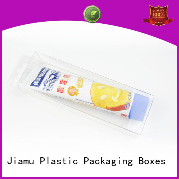 excellent pvc folding box shaped directly price for gift packaging