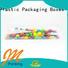Jiamu Brand mini small plastic packaging boxes hand supplier