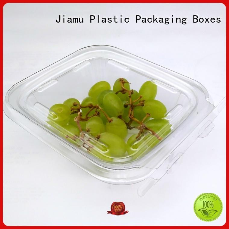 Jiamu tamper eco friendly food packaging wholesale on sale for home used