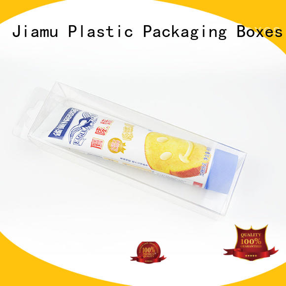 multifunction printed plastic box 666 directly price for craft packaging