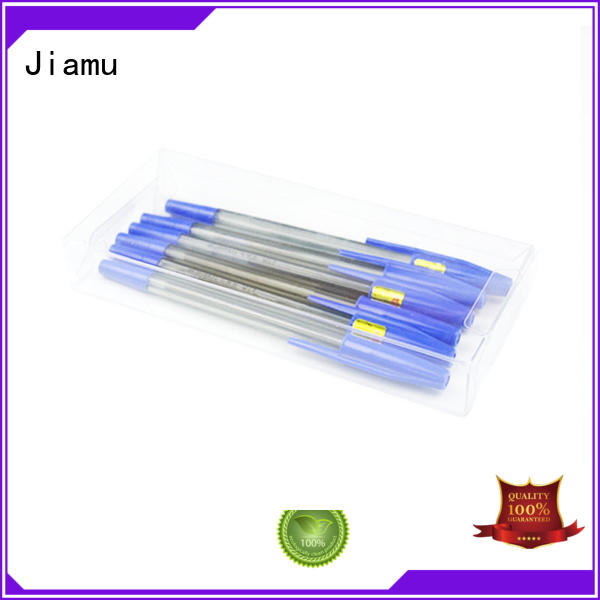 gift small plastic packaging boxes pillow Jiamu company