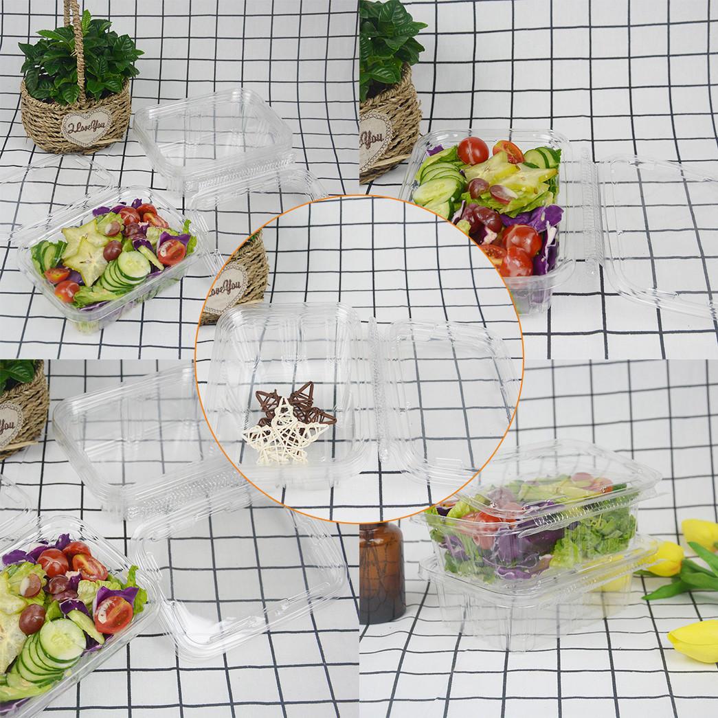 transparent grade plastic food blister packaging clear Jiamu Brand