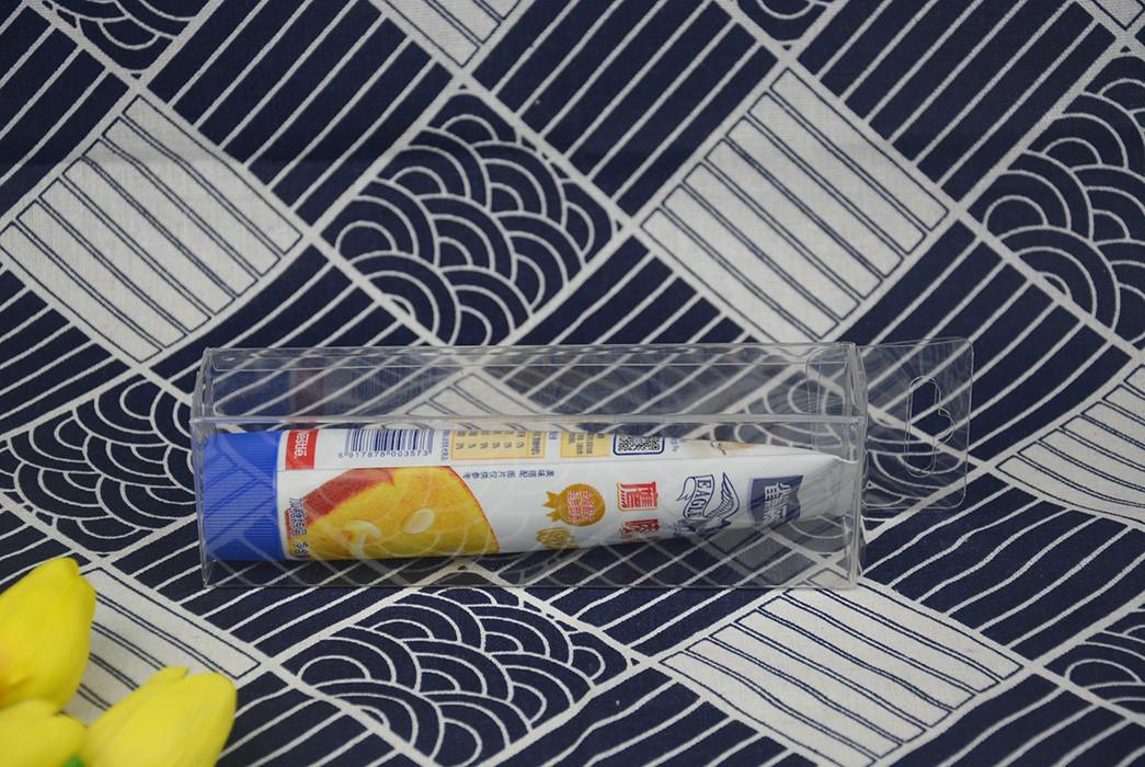 small plastic packaging boxes transparent pvc folding box Jiamu Brand