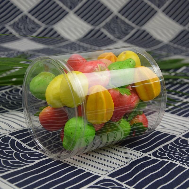 Jiamu-Plastic Packaging Tubes Manufacturer, Transparent Tube Plastic Round Packaging-1