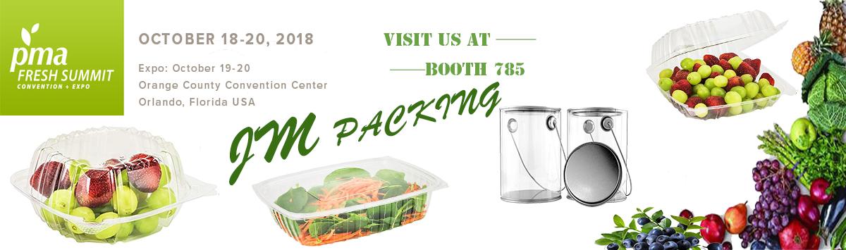 Jiamu-Exhibition Notice | News On Jiamu Plastic Packaging Boxes