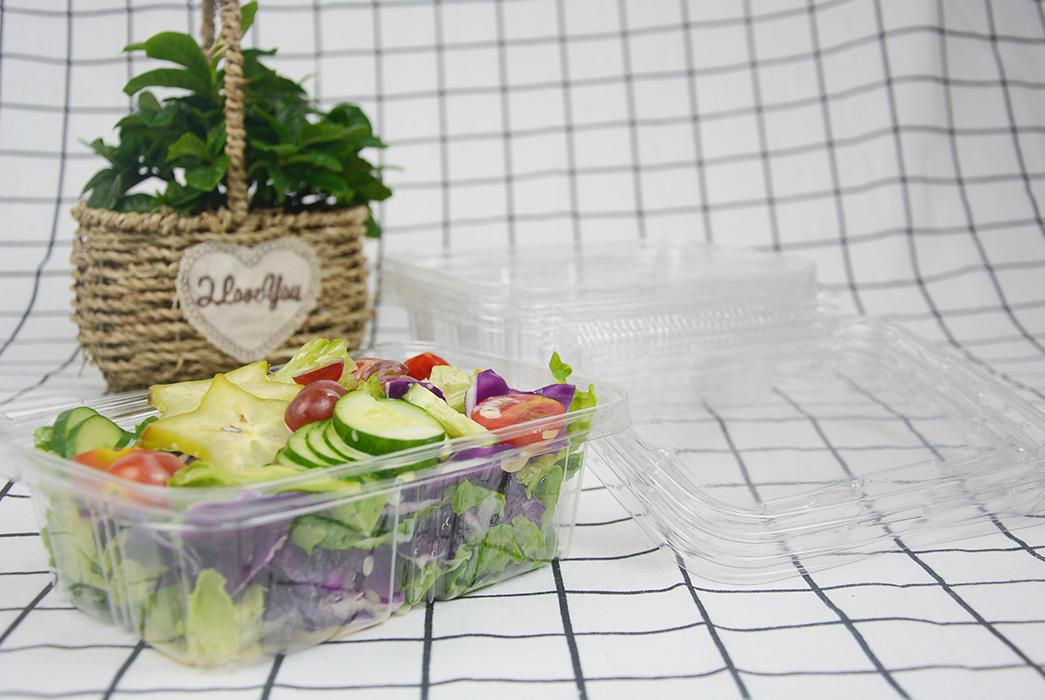 Jiamu-Transparent Plastic Fresh Fruit Salad Blister Pack - Jiamu Plastic Packaging