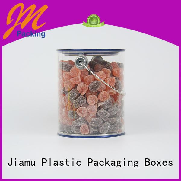 design various clips Jiamu Brand plastic tube packaging supplier