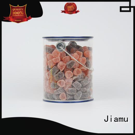 Jiamu mental plastic tube packaging on sale for cosmetics