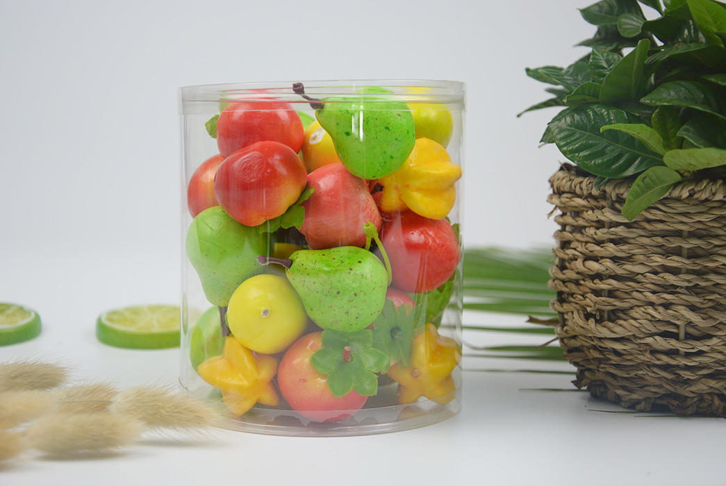 Jiamu-Manufacturer Of Transparent Tube Plastic Round Packaging With Curling Edge