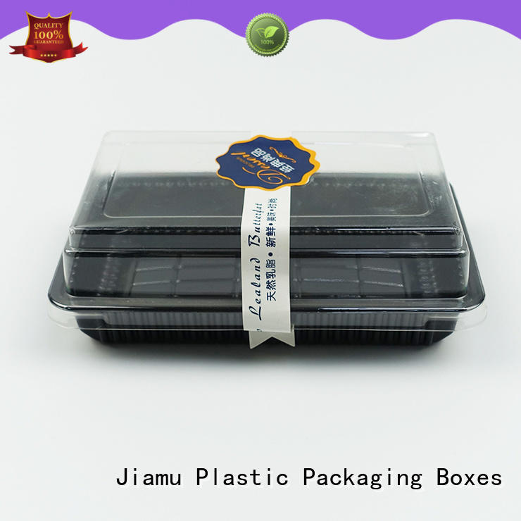 Jiamu hygienic blister pack manufacturers factory price for catering