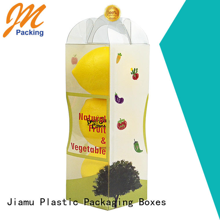 approved plastic folding box fresh from China for craft packaging
