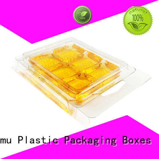 Jiamu Brand packing material vacuum thermoforming recyclable wax blister transparent