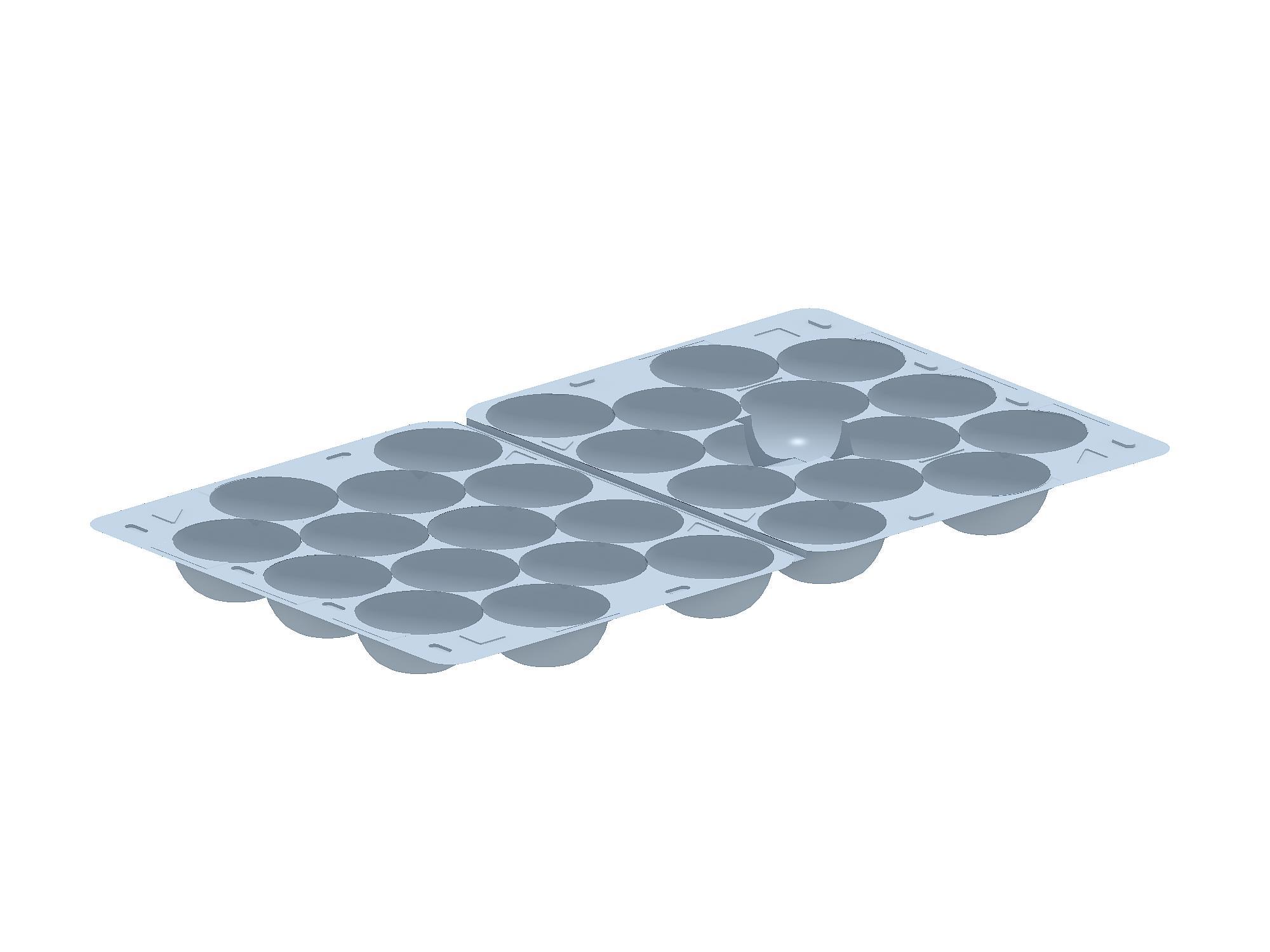 Jiamu-New Custom Design Fresh Apple Clamshell | Plastic Tube Packaging-6