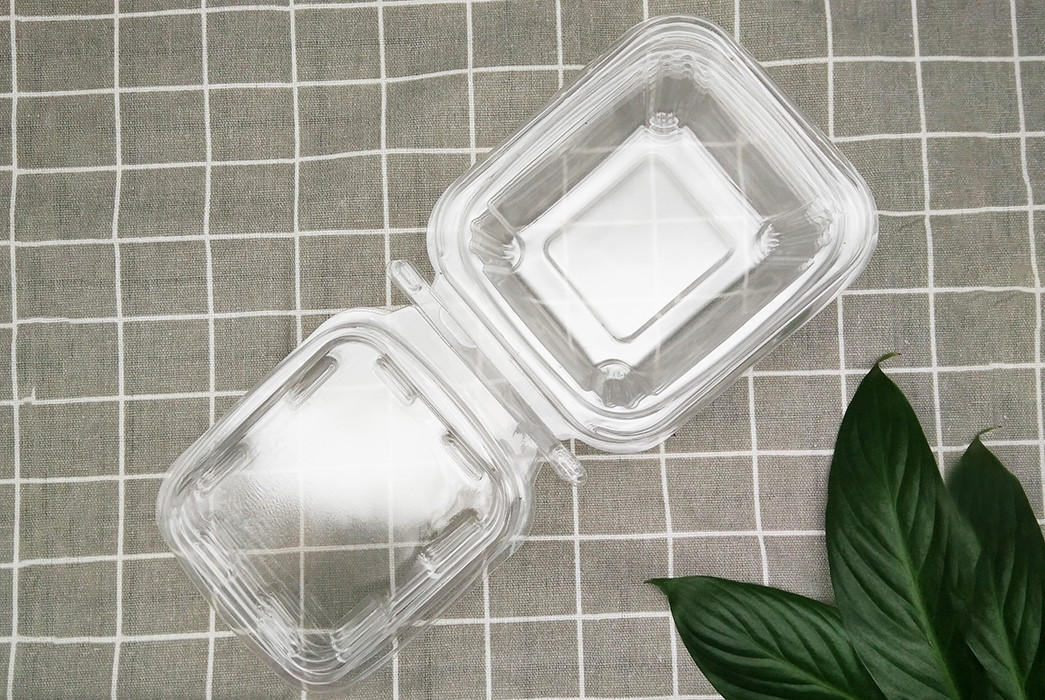 Custom tamper fresh food blister packaging Jiamu pack