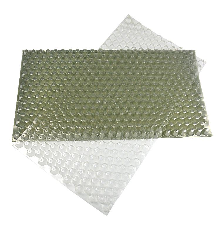 Custom made biodegradable plastic seed started blister tray-Jiamu