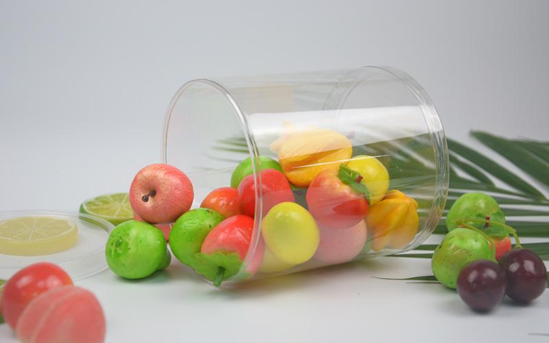 Jiamu-Transparent Plastic Round Packaging With Curling Edge - Jiamu-1
