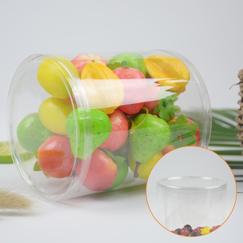Jiamu-Transparent Plastic Round Packaging With Curling Edge - Jiamu-2