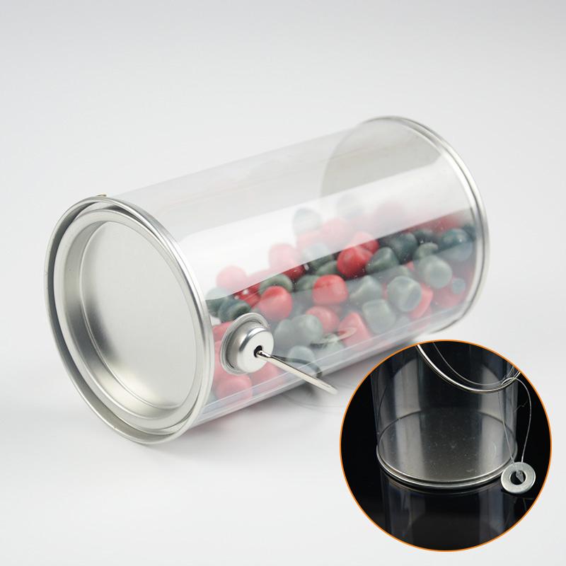 Jiamu-Various Customized Cylinder Shaped Tube Plastic Cylinder Packaging-2
