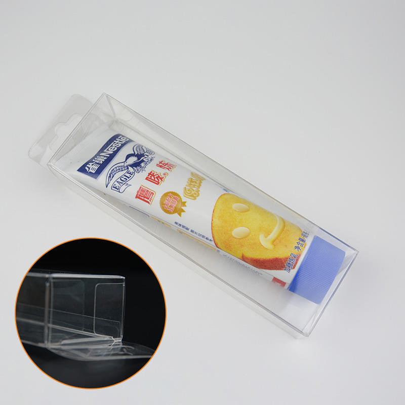 logo small plastic packaging boxes rectangle printed Jiamu Brand