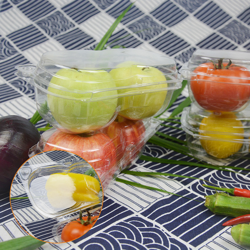 Jiamu-Blister Packaging Suppliers Manufacture | 2 Compartment Plastic Fresh Tomatoapplepear-3