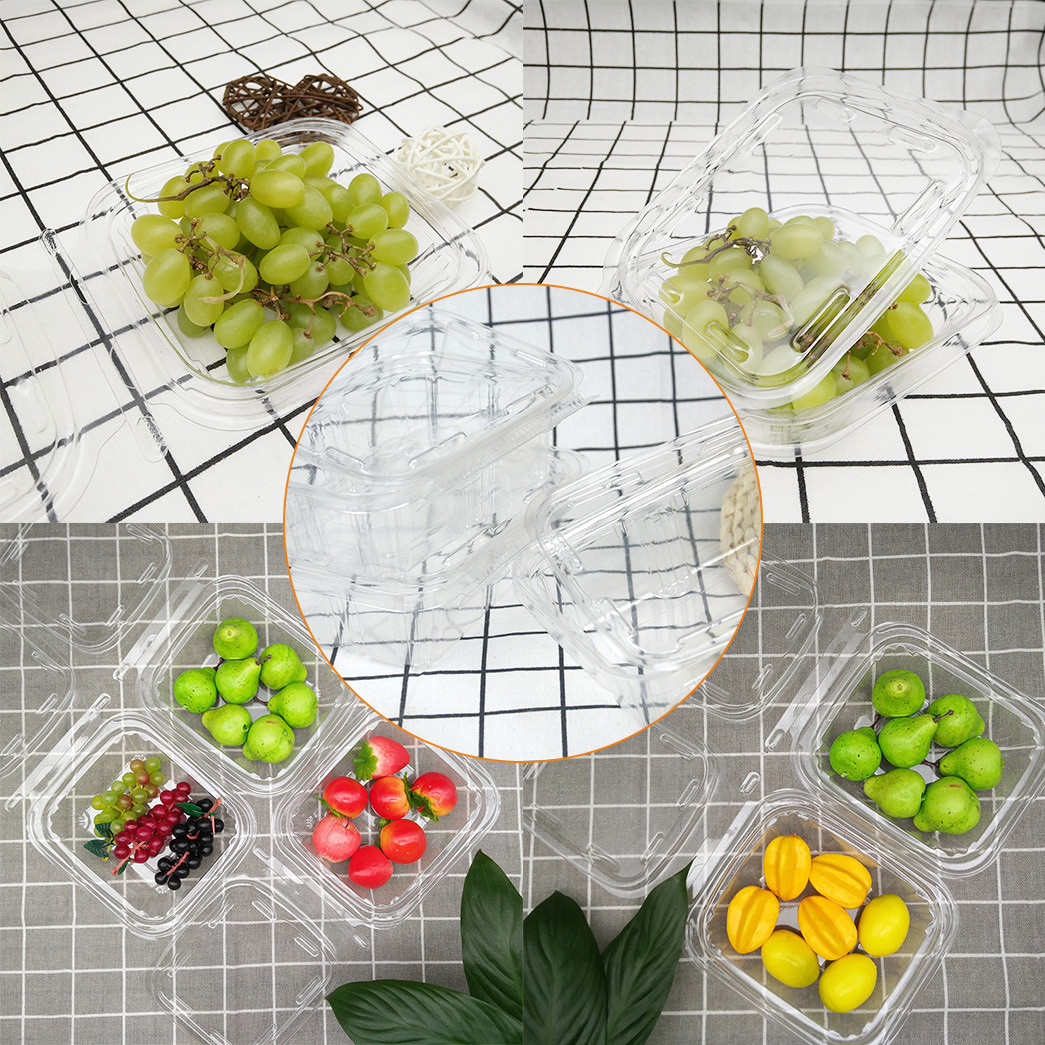 Jiamu-Clear Pet Plastic Tamper Resistant Fruit Blister Pack | Factory-4