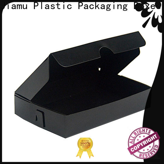 Jiamu clear acetate boxes company for fruit packaging