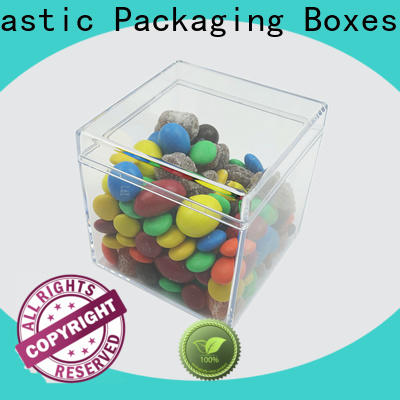 Jiamu box clear plastic storage boxes factory for craft